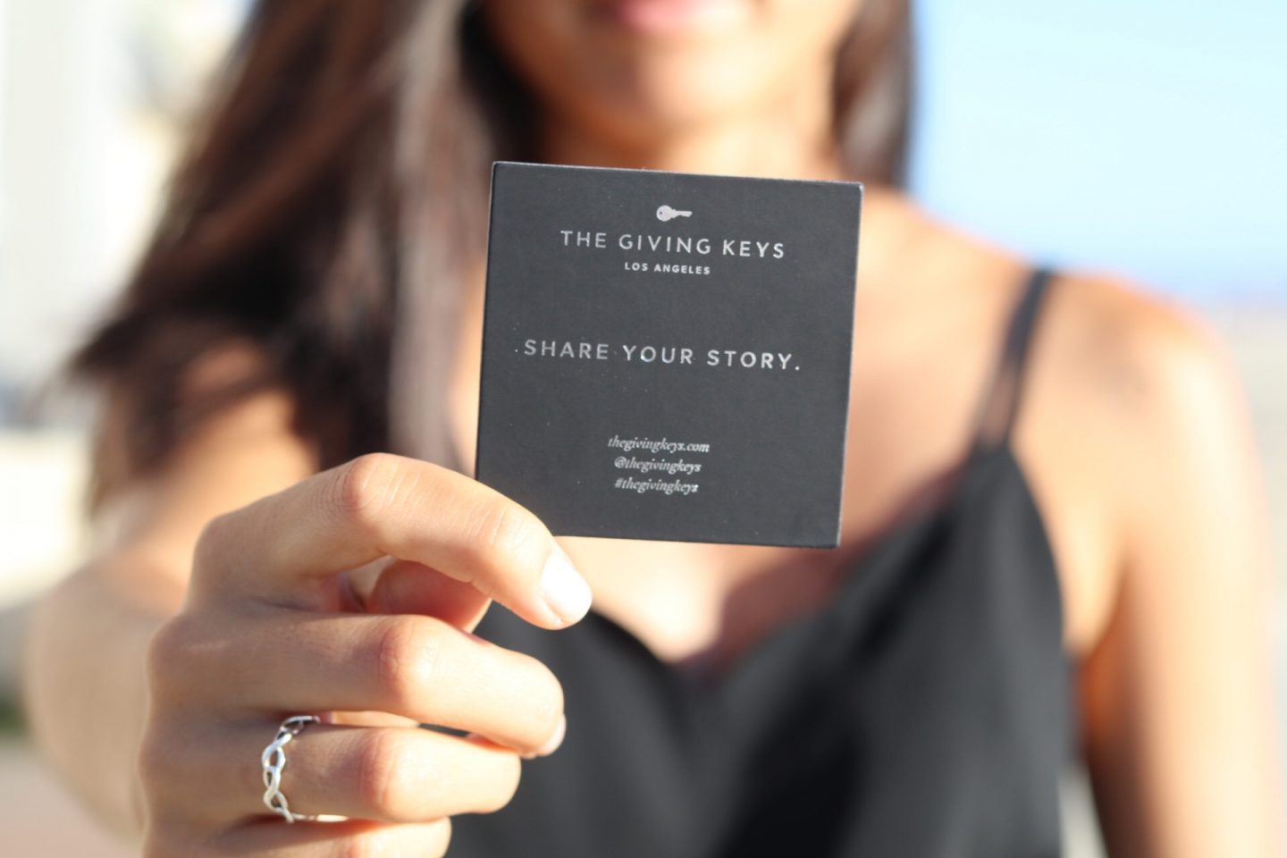 Curious what the giving keys are? Los Angeles Lifestyle Blogger My Teacher Got Style is sharing why she loves The Giving Keys and why you should to HERE!